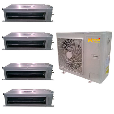 Hot Sale! ! ! Central Hot Water Air Conditioner Heat Pump 10.8kw Heating Capacity Heat Pump