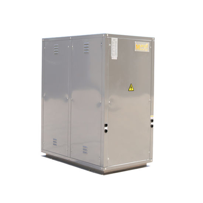 High Cop Low Noise High Efficiency Water/Geothermal Source Heat Pump (heating and cooling)