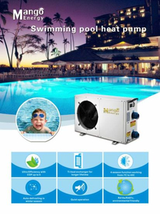 All Size 4.8kw to 11kw for House Use SPA Pool Heat Pump (CE, SASO, CSA)