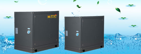 Ce, RoHS Certified Ground Source/Water to Water Heat Pump, Geothermal Heat Pump for Heating and Cooling
