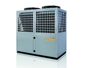 Commercial High Cop High Temperature Air to Water Heat Pump 80 Degree