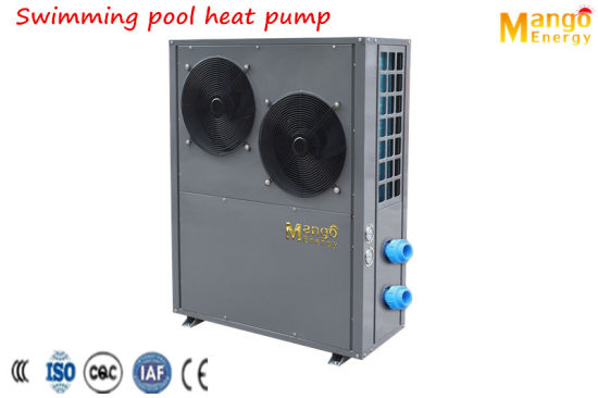 R417 Cop6.19 20kw Heating Capacity Swimming Pool Air Source Heat Pump