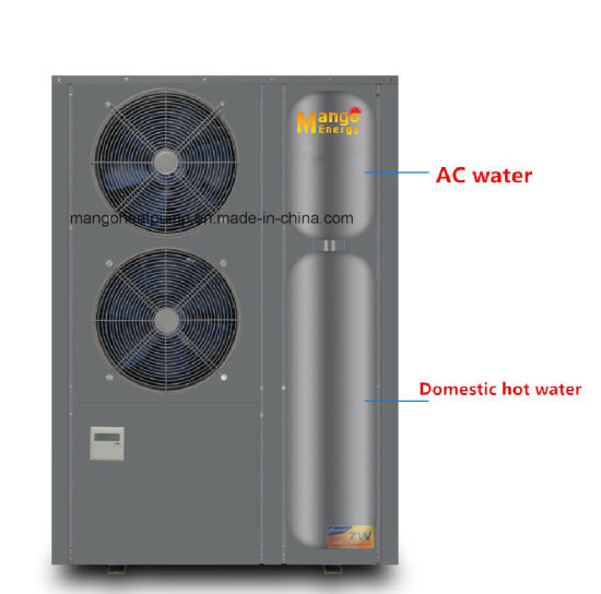 Low Temperature -25º C Air to Water Heat Pump for Floor Heating