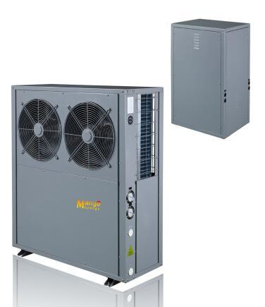 R410A 24000 BTU Wall Split Air to Water Heat Pump Ce Certified.