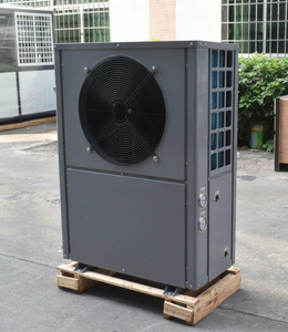 Ce Certified Heating and Cooling Air to Water Heat Pump with Double-Pipe Heat Exchanger
