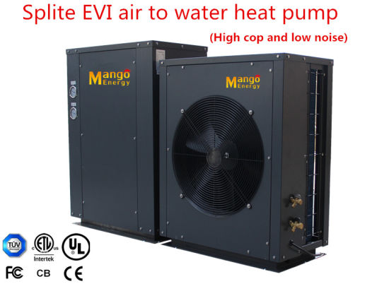 220V/380V/ 12--18kw for Air Heating/Floor Heating High Cop Air to Water Heat Pump