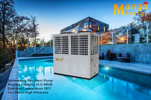 OEM Pool Heat Pump (High COP with Titanium Heat Exchanger)