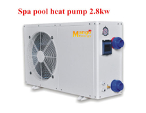 R410A Refrigerant House Use SPA Pool Air to Water Heat Pump with Heating and Cooling System
