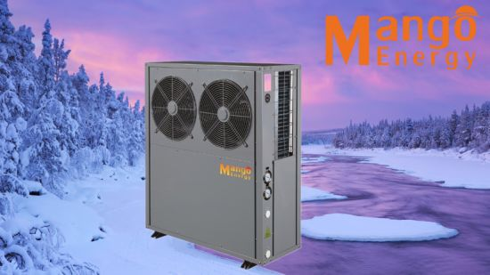 High Temperture Air Source/ Air to Water Heat Pump Power Supply 220V/380V 50Hz/60Hz