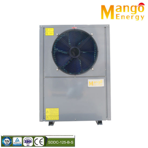 80 Degree High Temperature Air to Water Heat Pump Supply Hot Water (plate heat exchanger)