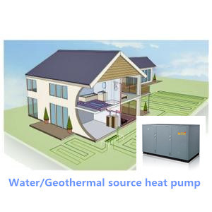 Wholesale High Quality Save Energy Geothermal Ground Source Heat Pump