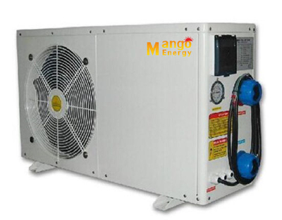 4.8kw Combine Cooling, Heating Heat Pump with Green Gas