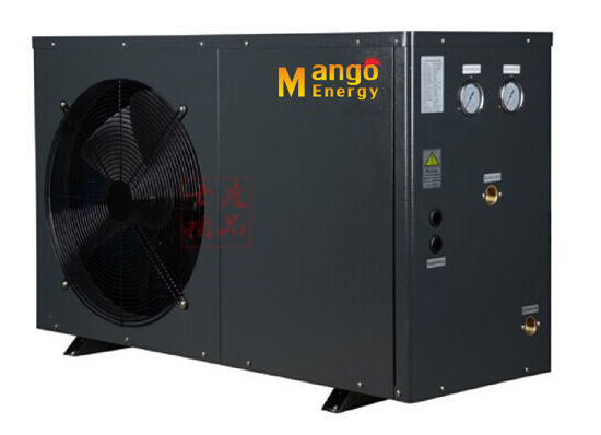 10kw-87kw Commercial Air Source Heat Pump Water Heater