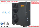 -25 Degree Outdoor Temperature Air to Water Evi Heat Pump