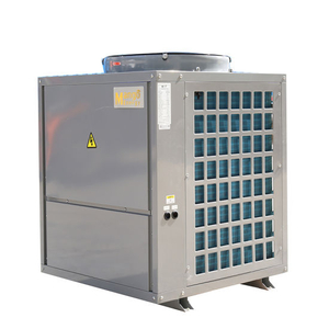 Cascade System Heat Pump Heating /Cooling/Hot Water with Copeland Compressor