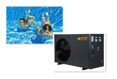 Mini Domestic Air Source Swimming Pool Heat Pump with Copeland Compressor
