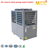 Normal Air Source Heat Pump Water Heater for Commercial and Domestic 10.8kw 28.8kw 38kw Heating Capacity