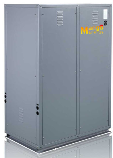 Extramely Cold -25c Winter Floor Heating Split Evi Tech. 12kw 19kw Hot Water Water Source Heat Pump