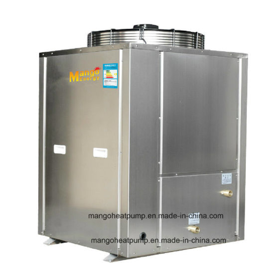 Air Source Evi Split Heat Pump (special for very cold area)