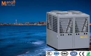 Heating +Cooling Unit Hot Sale Air to Water Heat Pump