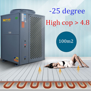 Air to Water Floor Heating Heat Pump (R410/R407C/R134A)