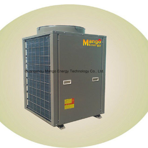 Ce Certified R22/R407c/R417c 23.2kw Direct Heating Air Source Heat Pump