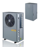 Spilt Evi DC Inverter Air to Water Heat Pump, Heating & Cooling & Hot Water, 9kw 15kw 18kw 24kw