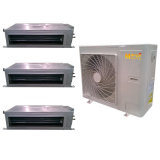 Low Noise R410A 220V-50Hz/60Hz Heating and Cooling Air Conditioner