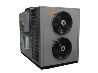 100% Natural Dried Commercial Fruit Drying Heat Pump Equipment