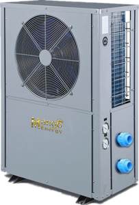 Home SPA Swimming Pool Heat Pump Heating Capacity 4.8kw 7.1kw 11kw with Titanium Tube Exchanger