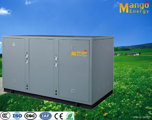 China High Efficiency Monoblock Type Geothermal Source Heat Pump