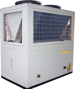 OEM Air Source 50/60Hz Cycle Air to Water Heat Pump.
