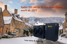 Heating Mode Splite Low Temperature Air Source Heat Pump (CE, CCC, RoHS)