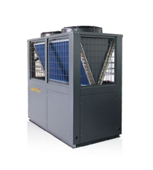 Commercial Energy Saving Air Source/Air to Water Heat Pump System