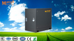 Energy-Saving Monoblock Type Water/Geothermal Source Heat Pump Ce, TUV Passed
