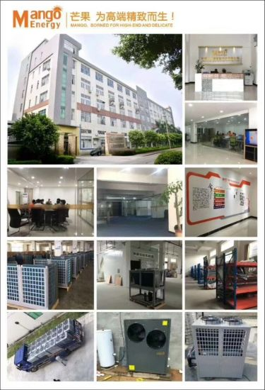 Hot Sale Normal Air to Water Heat Pump for House/Commercial/Swimming Pool Air Suource Heat Pump
