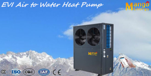 Heat Pump Air to Water Evi, Heating & Hot Water 10.8kw/11.8kw/20.6kw/40.6kw Capacity (CE, RoHS)