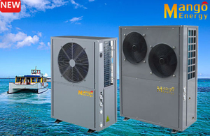 Factory Offer Normal Cycle Air to Water Heat Pump